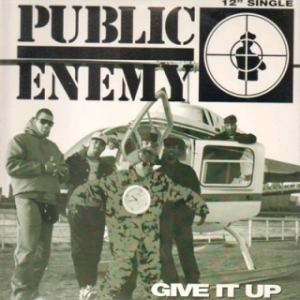 Instrumental: Public Enemy - Give It Up (Produced By Gary G-Wiz)